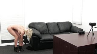 Alaina backroom casting couch Backroom Casting